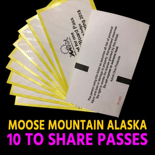 Moose Mountain 10 to Share Passes